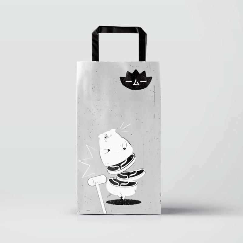 纸质手提袋